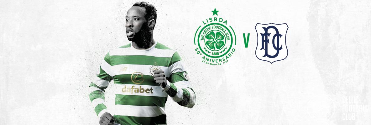 Secure your tickets for Celtic v Dundee