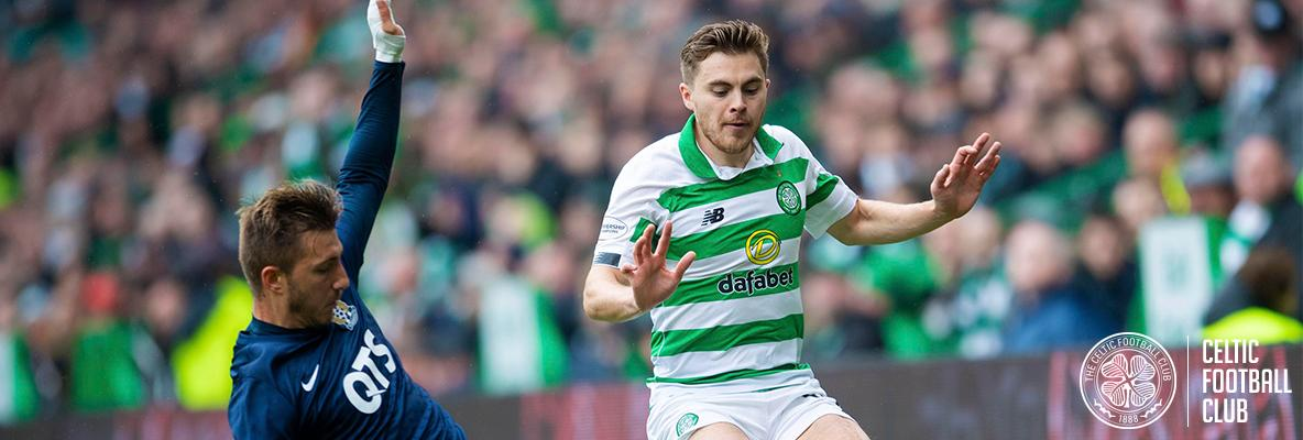 Forrest: Competition for places in the team behind Bhoys' form