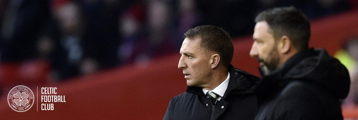 Manager: Celts thoroughly deserved win over Aberdeen