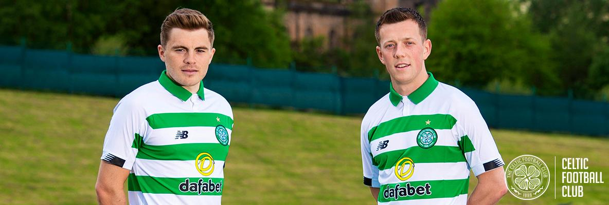 2019/20 Celtic Home Kit Out Now