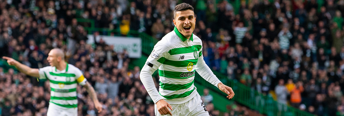 Super Celtic sink Ross County with six of the best