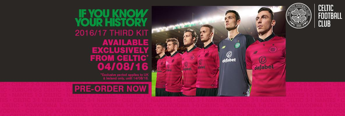 Be the first to get your hands on the Third Kit. Pre-order now
