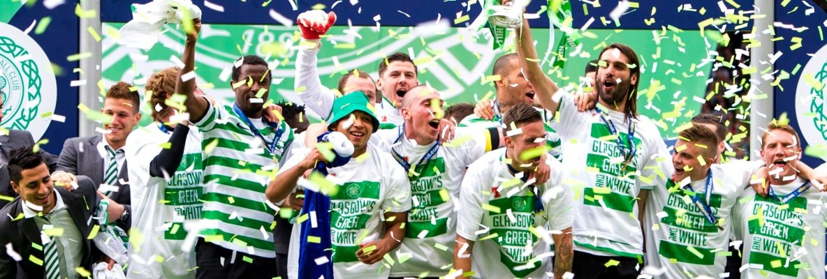 On This Day… a league and cup double for Neil Lennon's Hoops