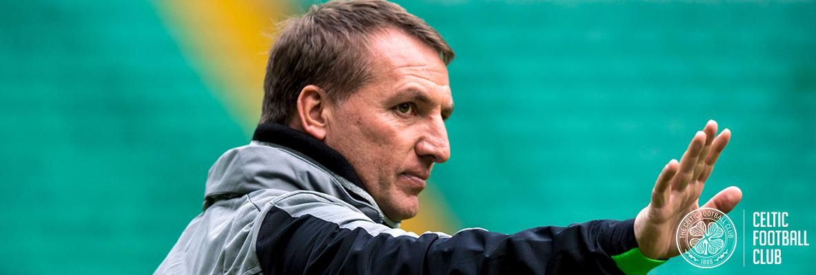 Manager: Hoops must maintain high standards against Zenit