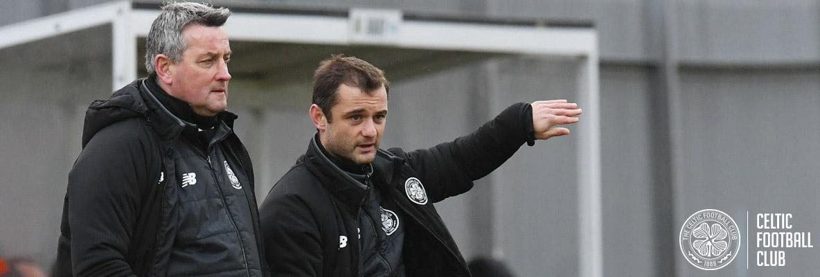 Disappointment for young Celts against Falkirk