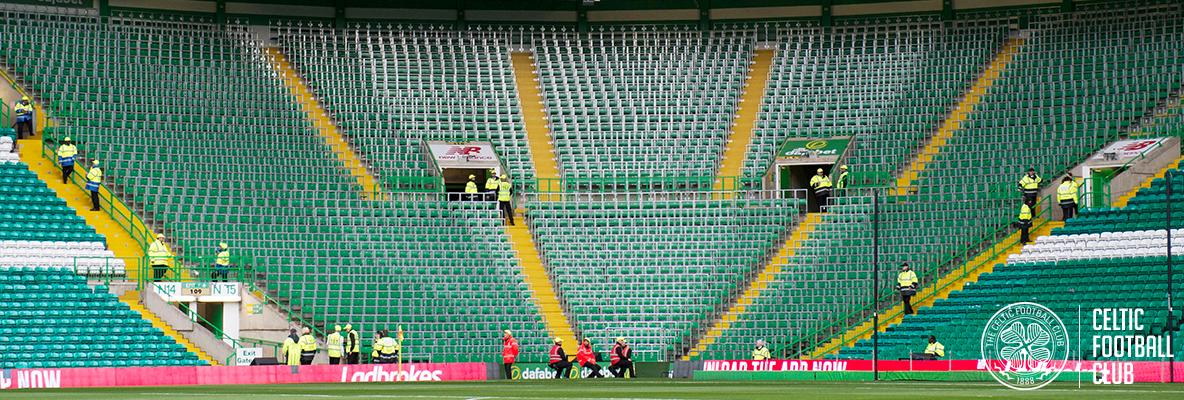 Celtic delighted to welcome Liverpool fans to Paradise