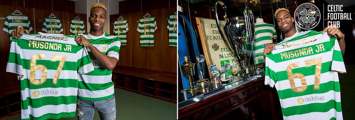 Musonda: Celtic is more than a club