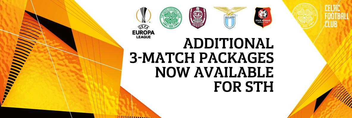 Sth Priority For Additional 3-Match Packages Closes 9am Friday