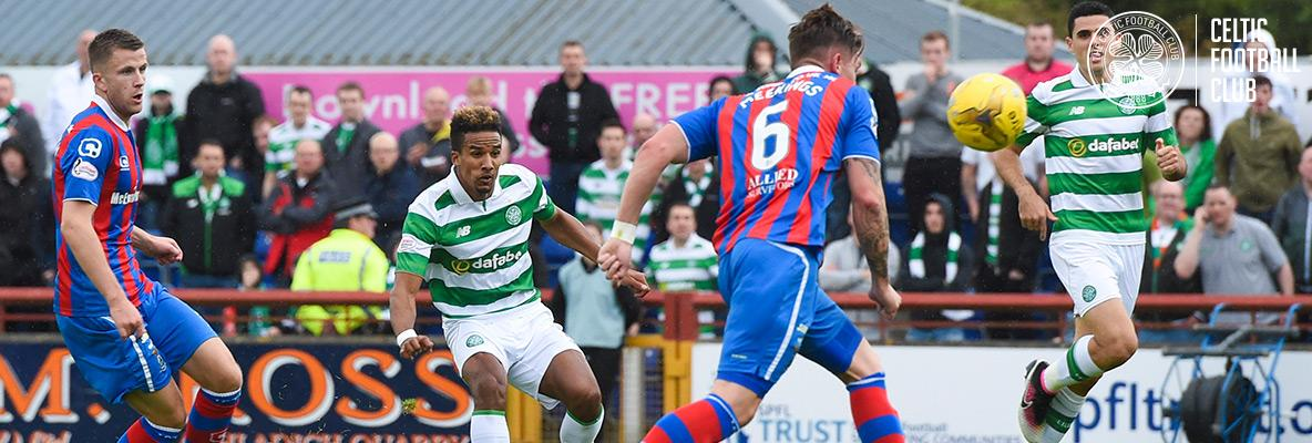 Dominant Celts left frustrated after Highland draw