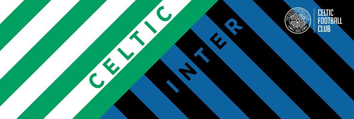 Celtic v Inter tickets in demand
