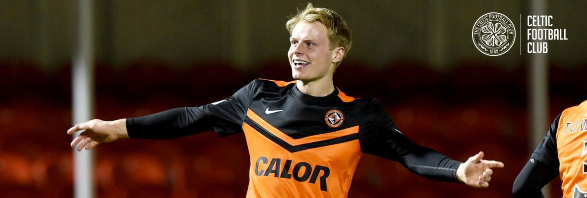Celtic sign Gary Mackay-Steven on pre-contract agreement