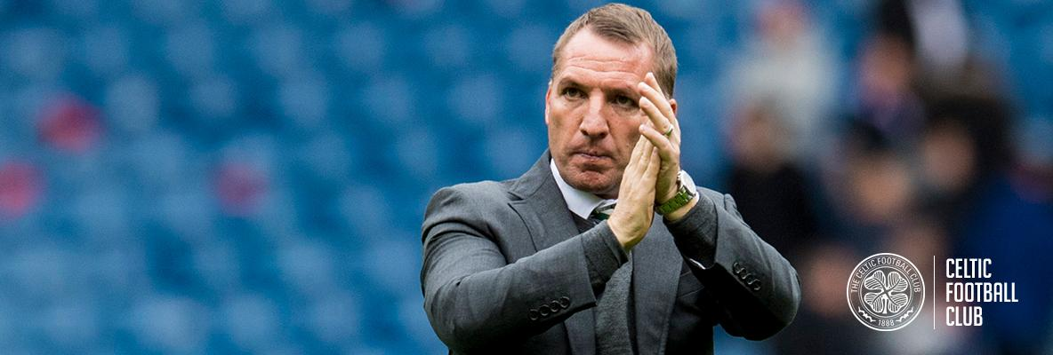 Brendan Rodgers hails outstanding Celts after derby victory