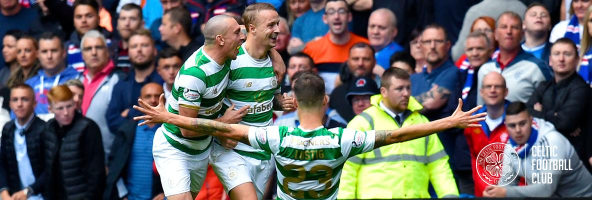 Griffiths: Celts were always in control at Ibrox