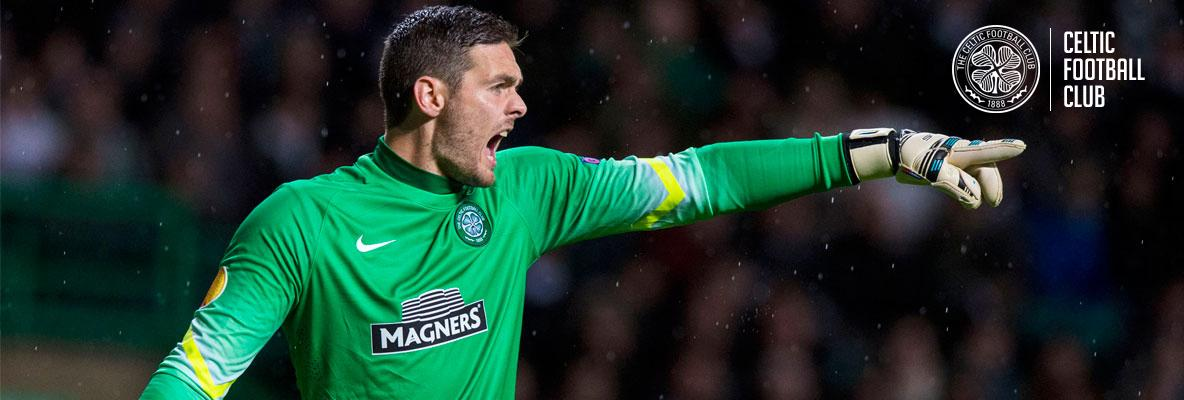 Craig Gordon hopes Celtic form can rekindle Scotland career