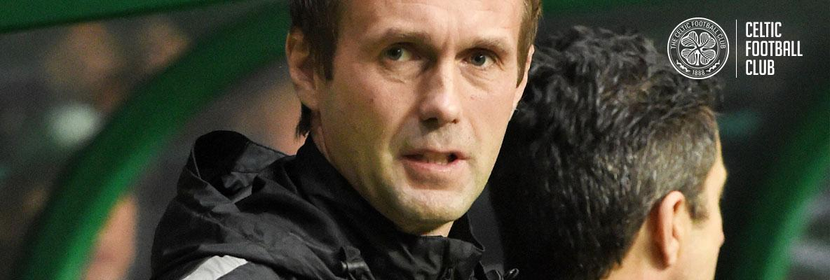 Manager: Still hard work to be done in Europa League challenge