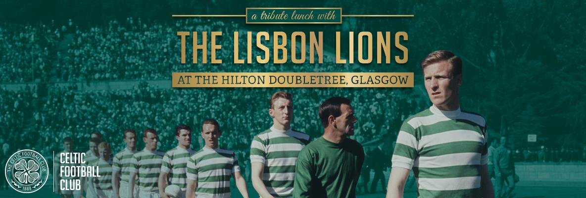 Celebrate '67 at a Tribute Lunch with the Lisbon Lions