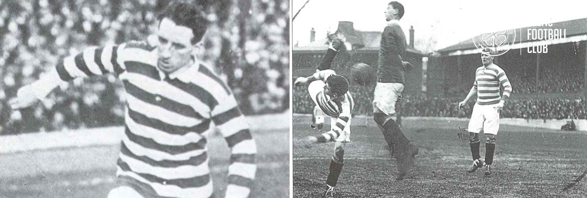 Final game of the legendary Patsy Gallacher