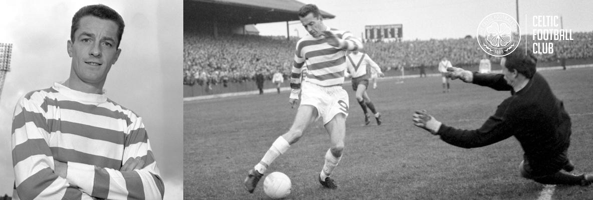 Stevie Chalmers – the man who scored Celtic's most important goal
