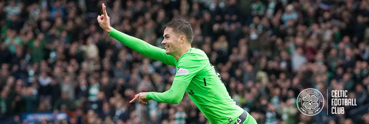 Hoops triumph at Hampden to book League Cup final place