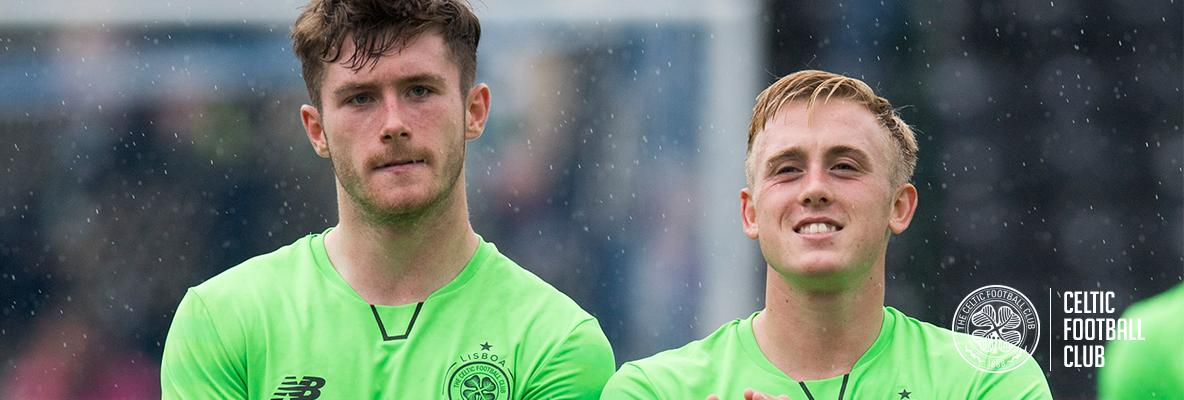 Brilliant Bhoys progress in Scottish FA Youth Cup