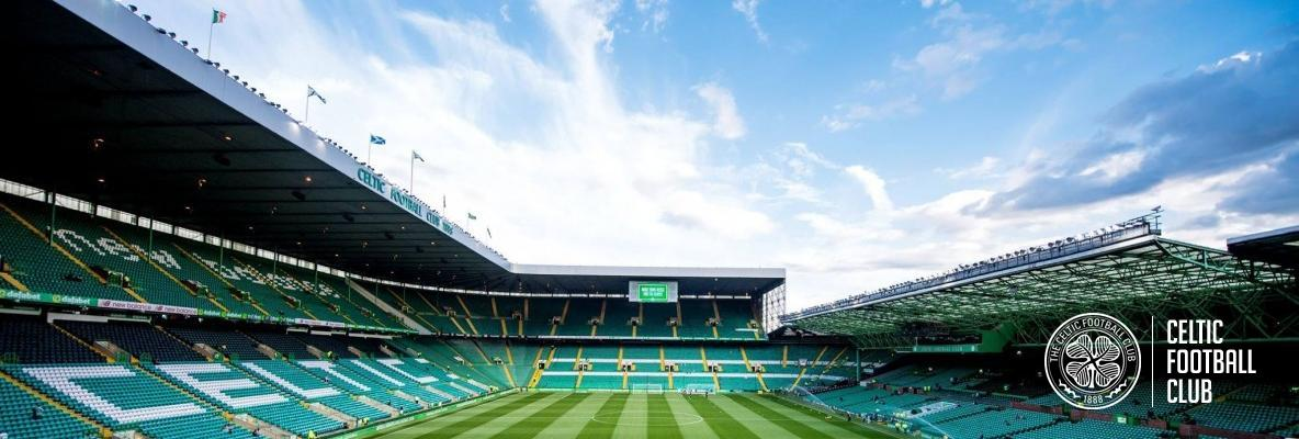 Celtic welcome special guests from Romania to Cluj game