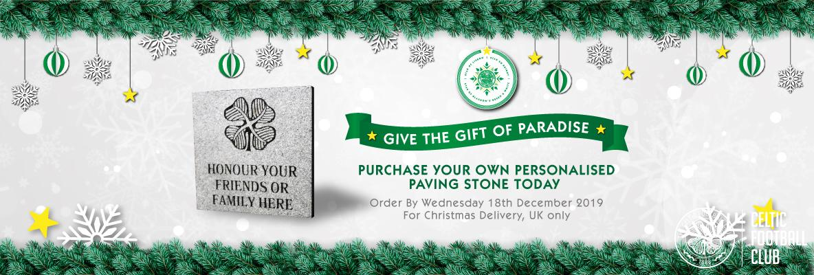 Pave the path to Paradise: The perfect Christmas gift