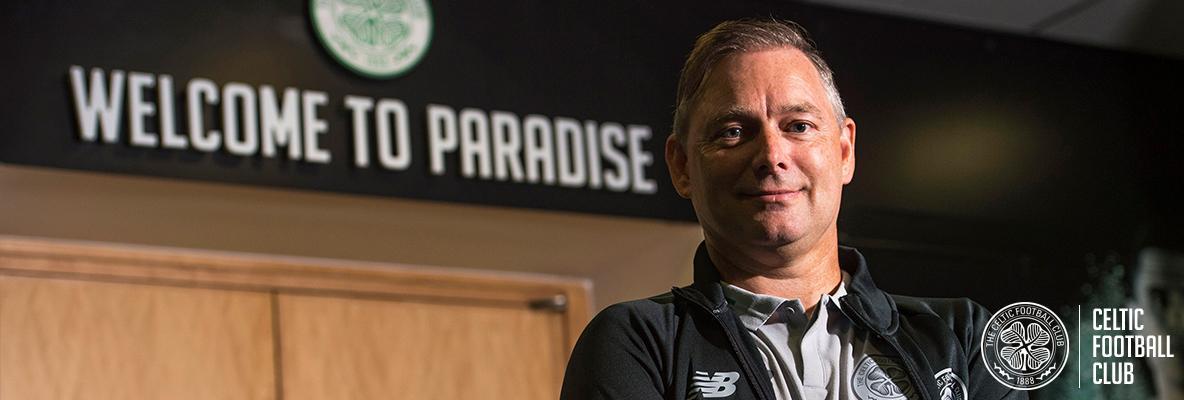 Eddie Wolecki Black appointed Celtic Women's first-team head coach