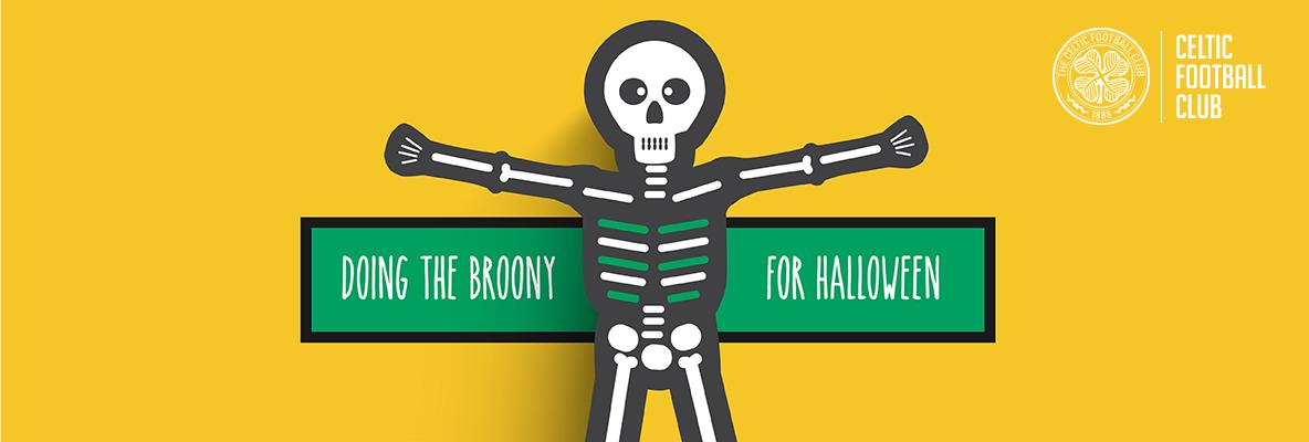 Have a Hoopy Halloween with Celtic Hospitality on Saturday