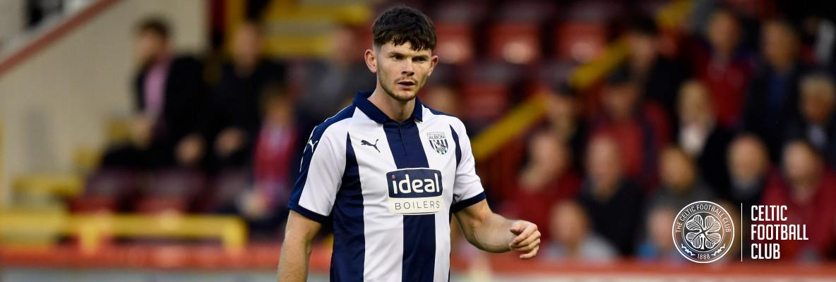 Scottish internationalist Oliver Burke joins Celtic on loan