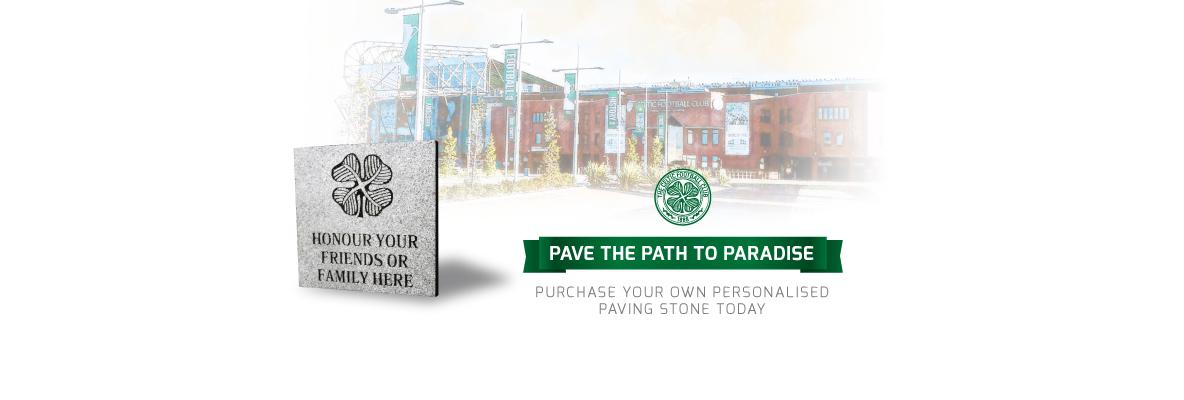 Pave the Path to Paradise – order by Friday for April installation