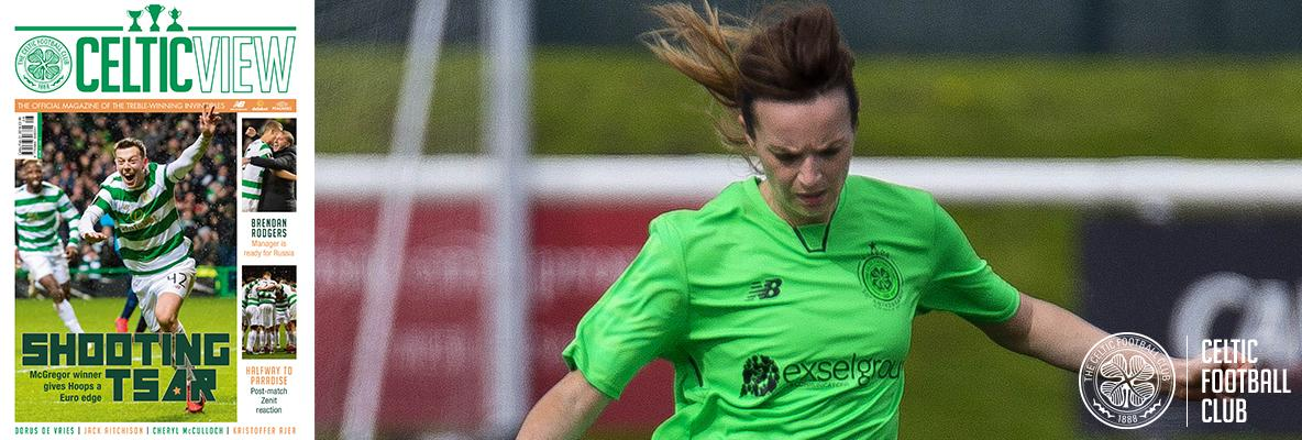 Celtic Women's team are focused on cup test against Saints