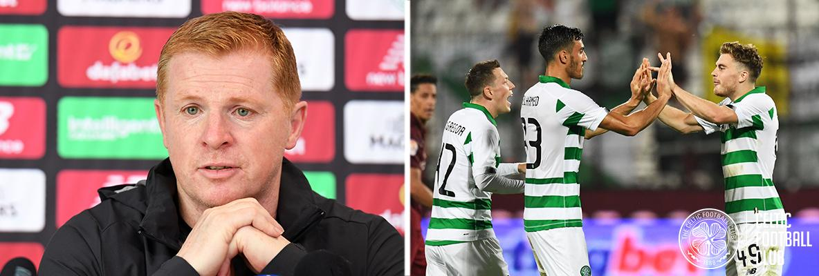 Neil Lennon: We have chance to show we deserve to be on Euro stage