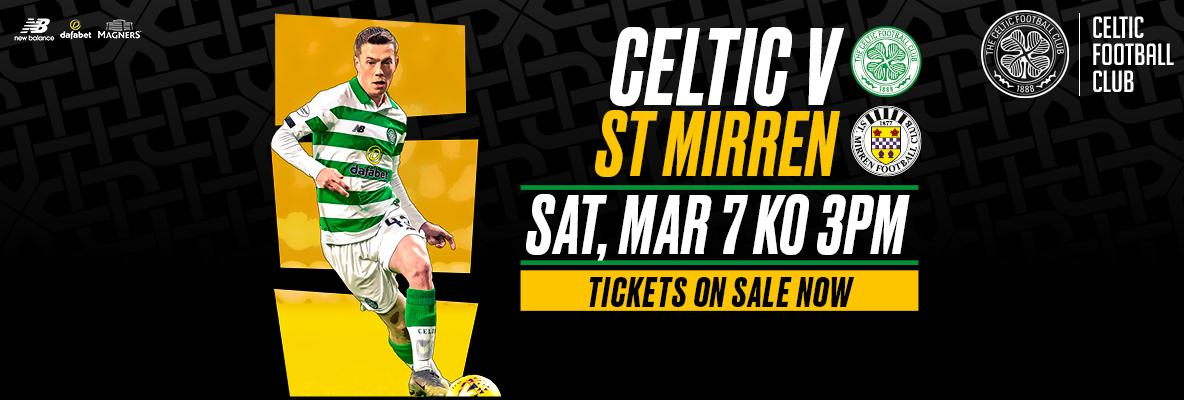 Last remaining St Mirren tickets: buy online and print at home