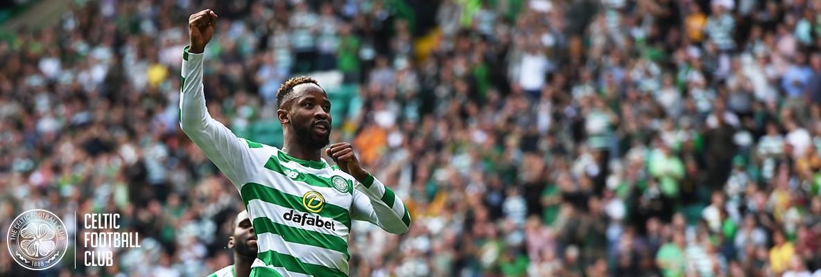 Dembele at the double as Celts ease past Alashkert
