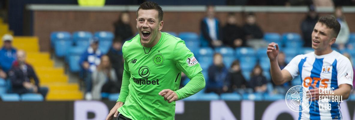 Dominant Celts dispatch Kilmarnock at Rugby Park