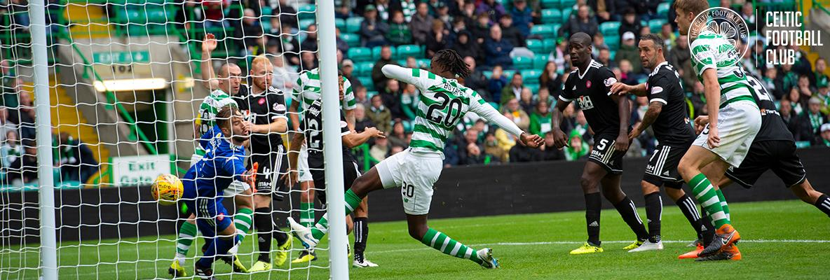 Boyata fires Bhoys to victory over Hamilton Accies
