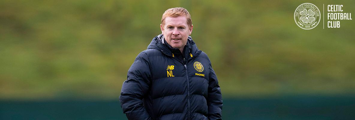 Neil Lennon looks ahead to Saints after sterling start to 2020