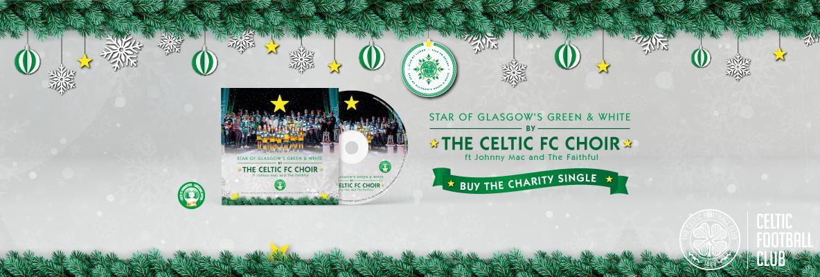 Stars of Glasgow's Green & White – more than one million hits!