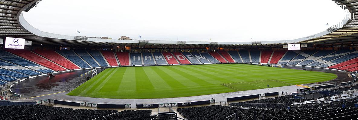 Scottish Cup Final security arrangements