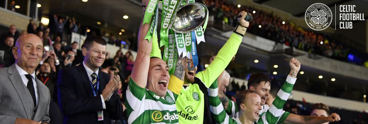 Dominant Celts lift 100th major honour at Hampden