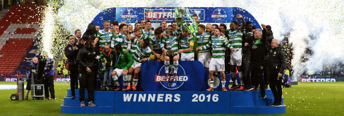 100 and counting as Celts celebrate silverware success