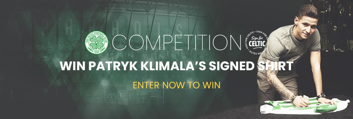 Win Patryk Klimala's signed shirt