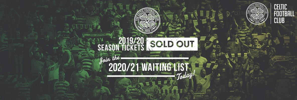 Join the 2020/21 waiting list today