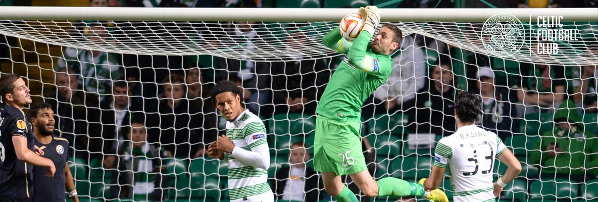 Matthews impressed by Celtic's new No.1