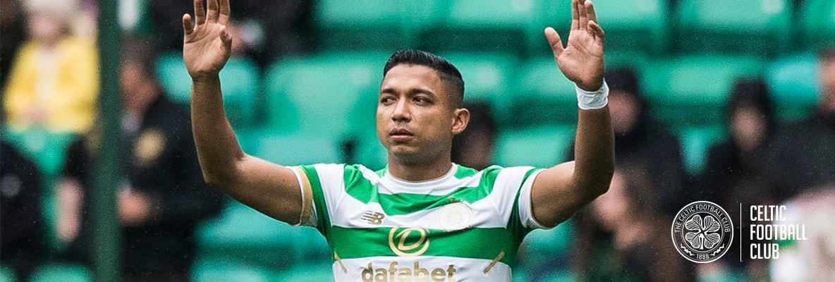 Emilio Izaguirre - once a Celt, always a Celt