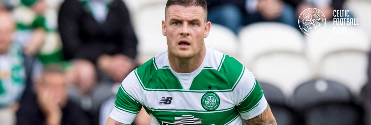 Anthony Stokes leaves Celtic