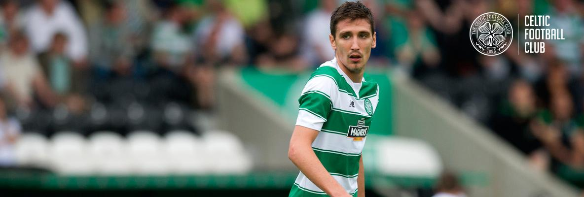 Stefan Scepovic joins Getafe on loan