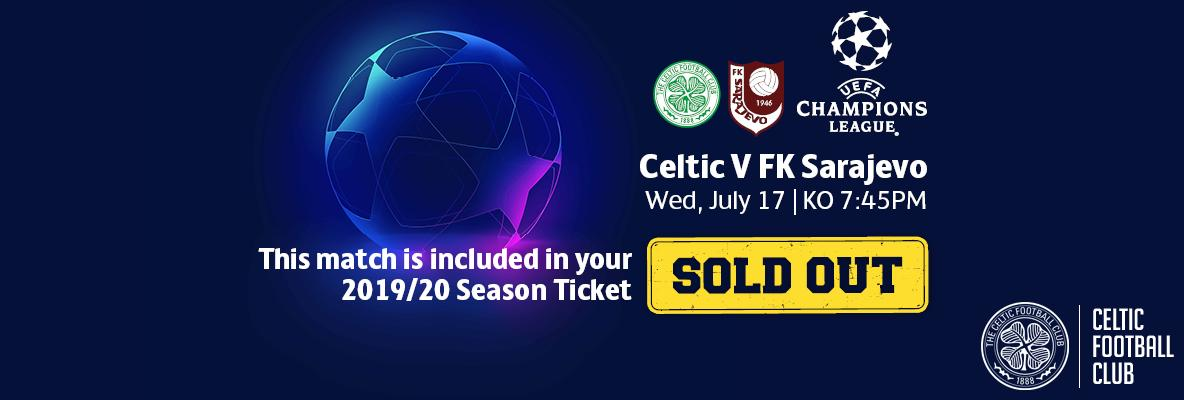 Your Celtic v FK Sarajevo matchday guide for Euro night at Paradise