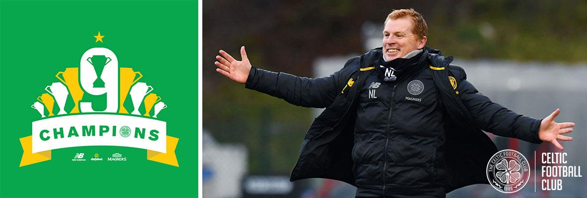 Neil Lennon: This title triumph is the best of them all