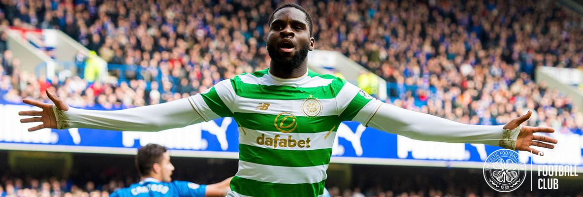 Edouard: Ibrox winner was the greatest moment of my career
